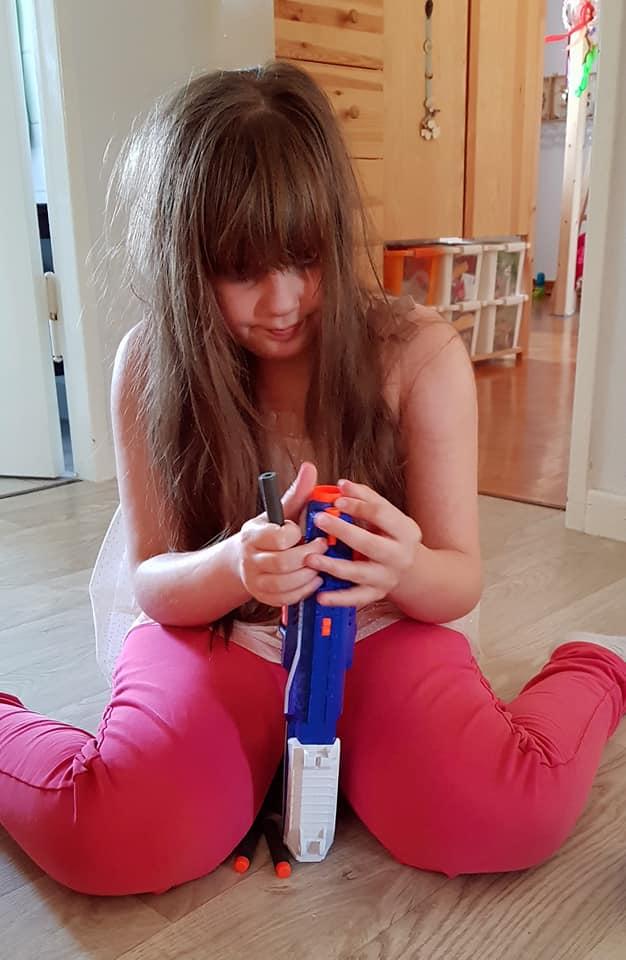 Gungirl Isabella